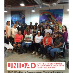 2015 UNIDAD WFD Program Graduates - Copy - Copy